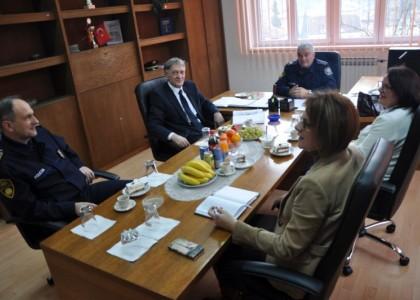 Ministar u posjeti Olovu