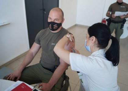 fotka 2 vakcinisanje policije u zdk maj 2021jpg