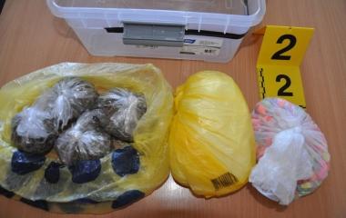 Izvršenim pretresom u Maglaju pronađena opojna droga