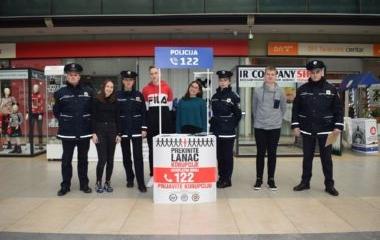 U Zenici promovisana kampanja na temu borbe protiv korupcije
