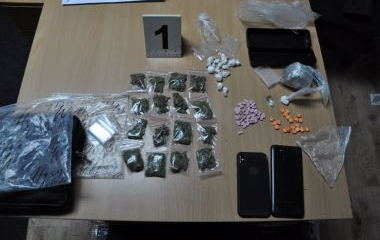 Maglajska policija kod lica D.S. pronašla opojnu drogu