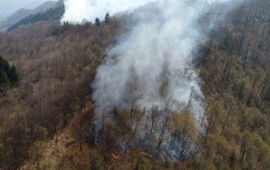 Nad deset lica policija u ZDK zavela kriminalističku obradu zbog izazivanja požara