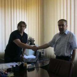 potpisivanje ugovora Visoko1
