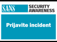 Prijavite incident