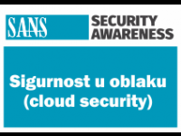 Sigurnost u oblaku (cloud security)